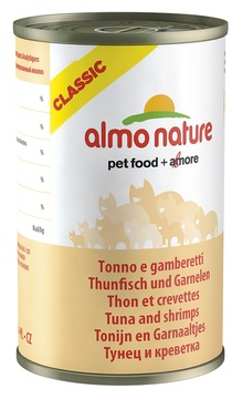 Almo Nature Tradition Classic Adult Tuna Cat Food