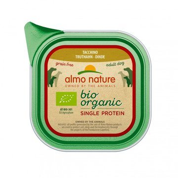 Almo Nature Organic Grain Free Wet Dog Food