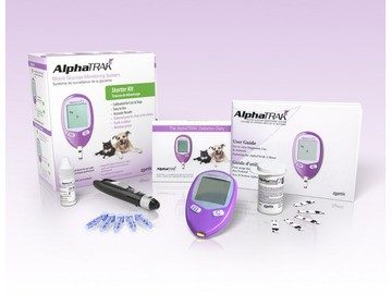 AlphaTRAK 2 Blood Glucose Monitor