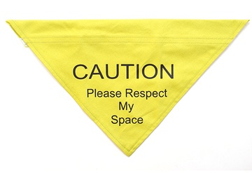 Ancol Warning Bandana