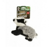 Animal Instincts Barry Badger Plush Dog Toy