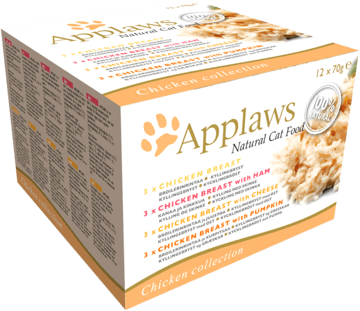 Applaws Chicken Selection Multipack Cat Food