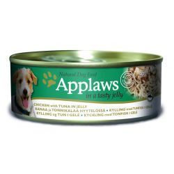 Applaws Natural Chicken & Tuna in Jelly Dog Food