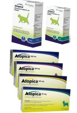 Atopica for Dogs & Cats