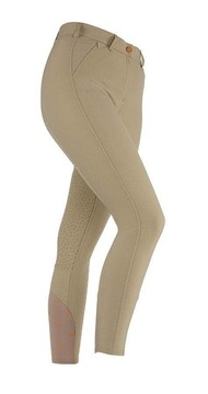 Aubrion Ladies Chapman Breeches Beige