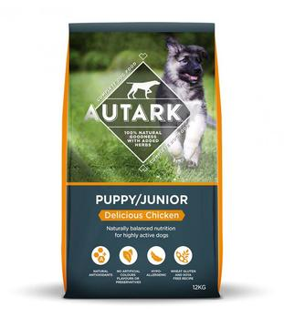 Autarky Puppy & Junior Dog Food Delicious Chicken