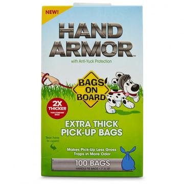 Bags On Board Hand Armour Extra Thick Bags