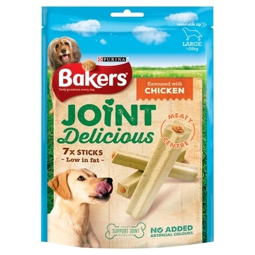 Bakers Joint Delicious Dog Treats