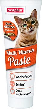 Beaphar Multi Vitamin Paste for Cats