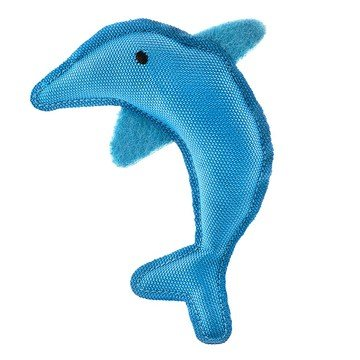 Beco Pets Catnip Plush Toy Dolphin