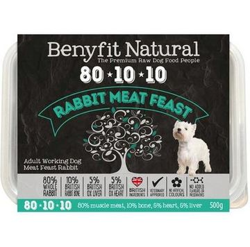 Benyfit Natural 80:10:10 Dog Food