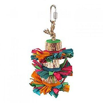 Boredom Breakers Cornleaf Fiesta Bird Toy