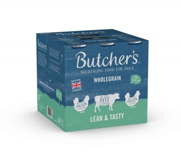 Butcher's Lean & Tasty