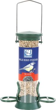 CJ Wildbird Challenger Seed Bird Feeder