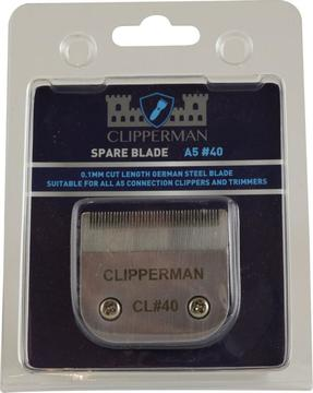 Clipperman Spare Blade A5 #40
