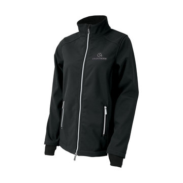 ColdStream Black Berwick Softshell Jacket