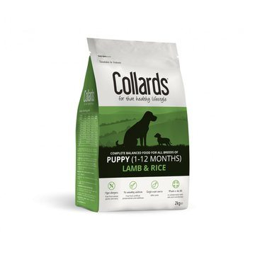 Collards Puppy Complete Dry Food