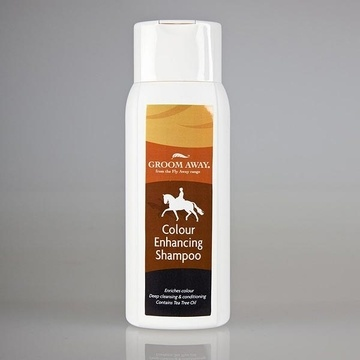 Groom Away Colour Enhancing Shampoo for Horses