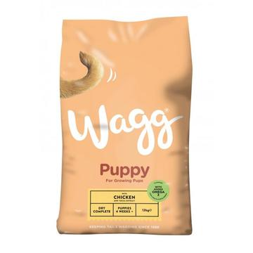 Wagg Complete Puppy with Chicken & Yucca Extract Dog Food