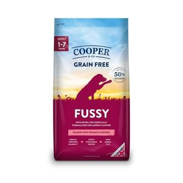 Cooper & Co Fussy Dog Food