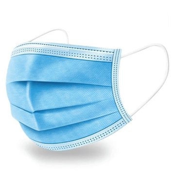 Disposable 3 Layer Face Mask