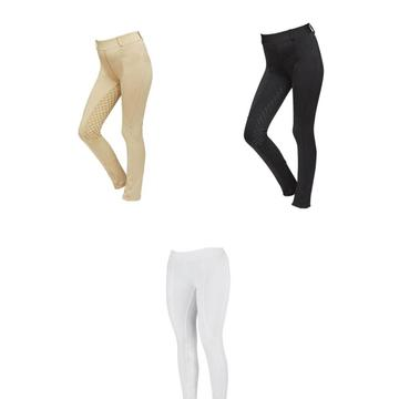 Dublin Childs Performance Cool-It Gel Riding Tights