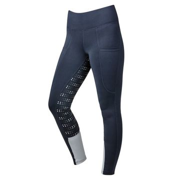 Dublin Performance Cool-it Dot Print Gel Ladies Riding Tights