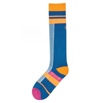 Dublin Single Pack Adults Socks Neon Pink