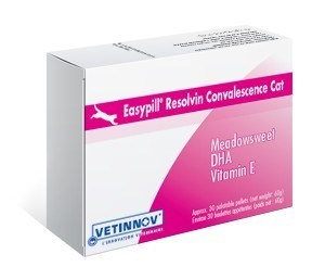 Easypill Resolvin Convalescence for Cats