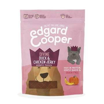Edgard Cooper Jerky Dog Treats
