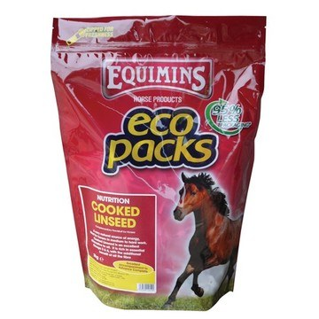 Equimins Cooked Linseed for Horses