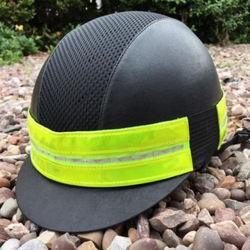 Equisafety LED Rechargeable Flashing Hat Band