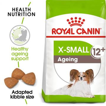 ROYAL CANIN® X-Small Adult 12+ Senior Dog Food