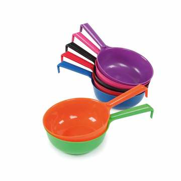 EZI-KIT Red Corn Scoop