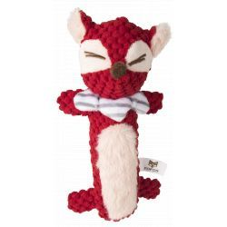 FOFOS Long Body Fox Dog Toy