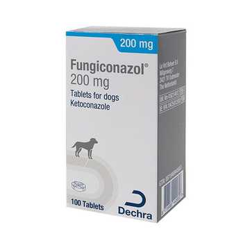 Fungiconazol® Tablets for Dogs