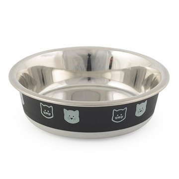 Fusion Stainless Steel Cat Dish