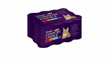 Gelert Country Choice Variety Pack Cat Food