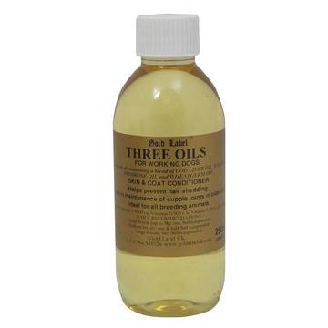 Gold Label Canine Three Oils