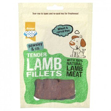 Good Boy Tender Lamb Fillets