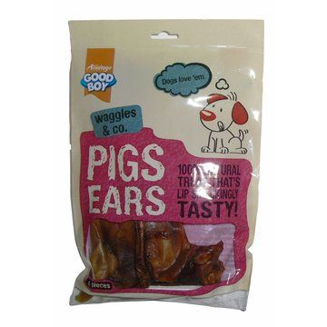 Good Boy Waggles & Co Pigs Ears