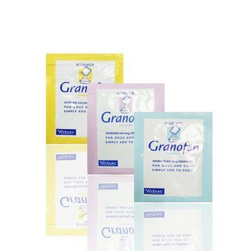 Granofen Worming Granules for Dogs & Cats