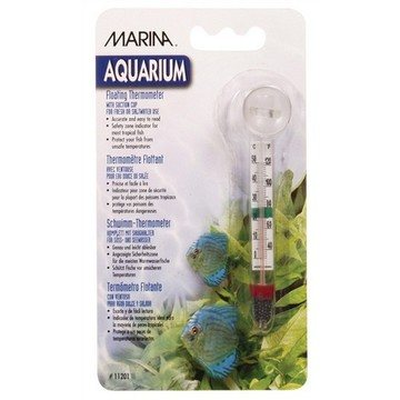 Hagen Glass Floating Thermometer