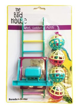 Happy Pet Fun at the Fair Bird Toy Multi-Pack