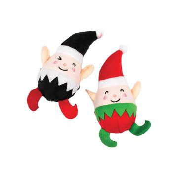 Happy Pet Naughty & Nice Elf Cat Toy