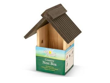 Harrisons Deluxe Wooden Country Nest Box