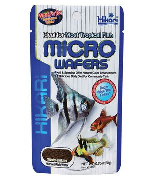 Hikari Micro Wafers Fish Food