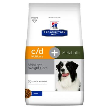 Hill's PRESCRIPTION DIET c/d Multicare + Metabolic Dog Food with Chicken