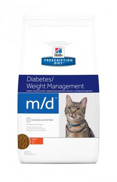 Hill's Prescription Diet m/d Diabetes/Weight Management Cat Food