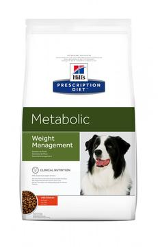 Hill's Prescription Diet Metabolic Weight Management with Chicken Dog Food